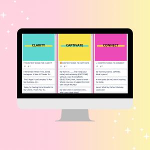 Content Ideas For Instagram
