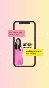 Instagram Reels 5 Day Challenge